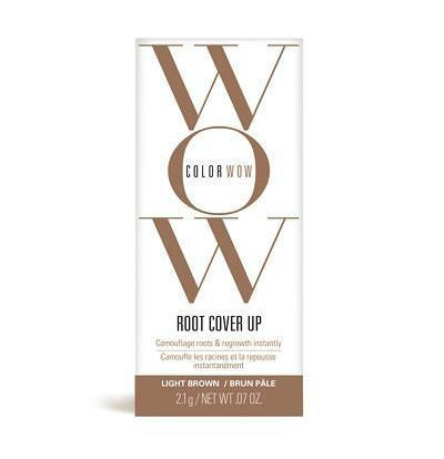 Hair Root Cover Up - Color WOW Root Cover Up - Light Brown 2.1g