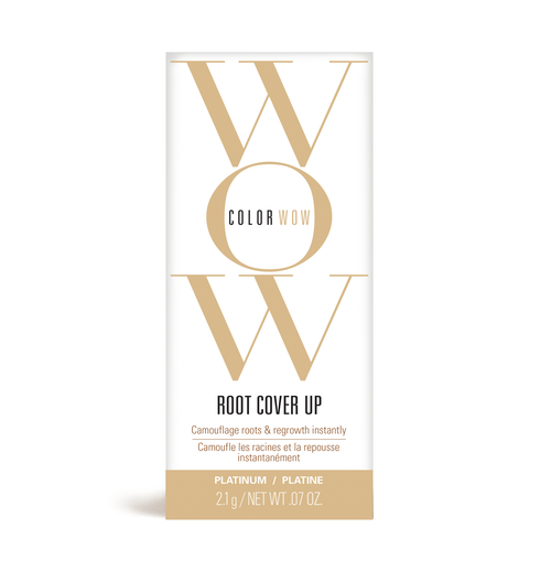 Hair Root Cover Up - Color WOW Root Cover Up - Platinum 2.1g