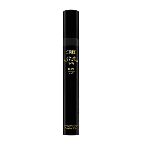 Hair Root Cover Up - Oribe Airbrush Root Touch-Up Spray Black 30ml