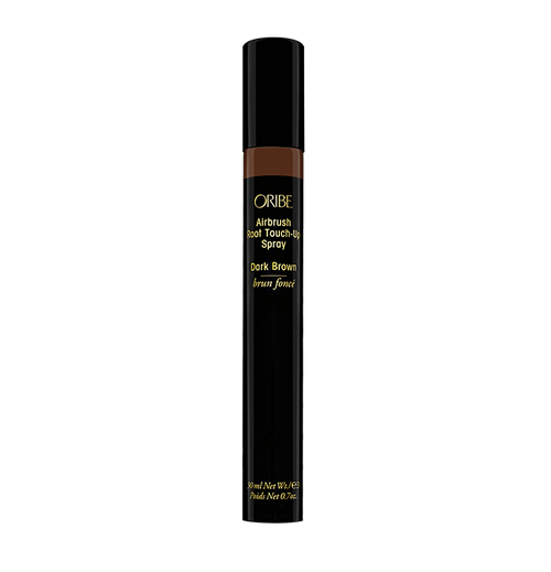 Hair Root Cover Up - Oribe Airbrush Root Touch-Up Spray Dark Brown 30ml