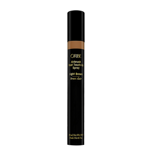 Hair Root Cover Up - Oribe Airbrush Root Touch-Up Spray Light Brown 30ml
