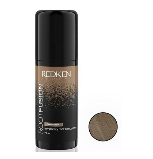 Hair Root Cover Up - Redken Root Fusion Light Brown 75ml