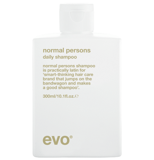 Hair Shampoo - EVO Normal Persons Shampoo 300ml