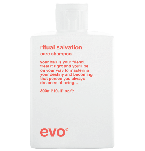 Hair Shampoo - EVO Ritual Salvation Shampoo 300ml
