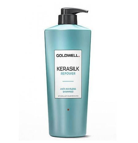 Hair Shampoo - Goldwell Kerasilk  Repower Anti Hair Loss Shampoo 1000ml