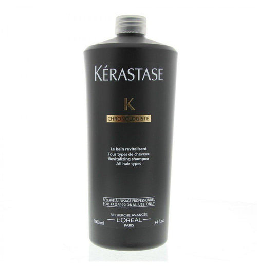 Hair Shampoo - Kerastase  Chronologiste  Revitalising Shampoo 1000ml
