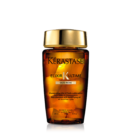 Hair Shampoo - Kerastase Elixir Ultime Bain Riche 250ml