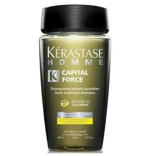 Hair Shampoo - Kerastase Homme Bain Vita Energetique 250ml