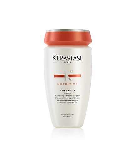 Hair Shampoo - Kerastase Nutritive Bain Satin 1 250ml