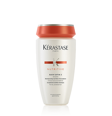 Hair Shampoo - Kerastase Nutritive Bain Satin 2 250ml