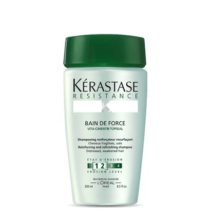 Hair Shampoo - Kerastase Resistance - Bain De Force 250ml