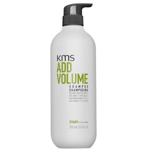 Hair Shampoo - KMS California AddVolume Shampoo 750ml