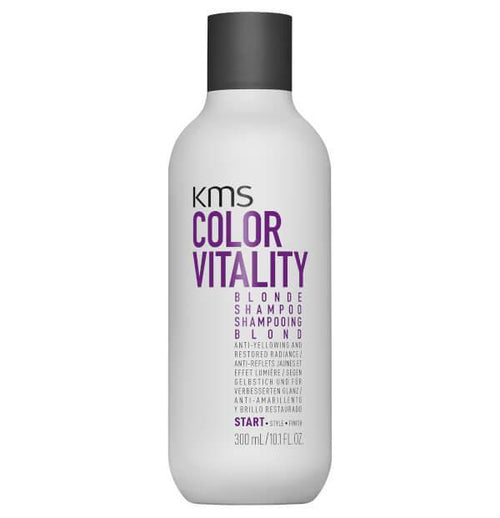 Hair Shampoo - KMS ColorVitality Blonde Shampoo 300ml