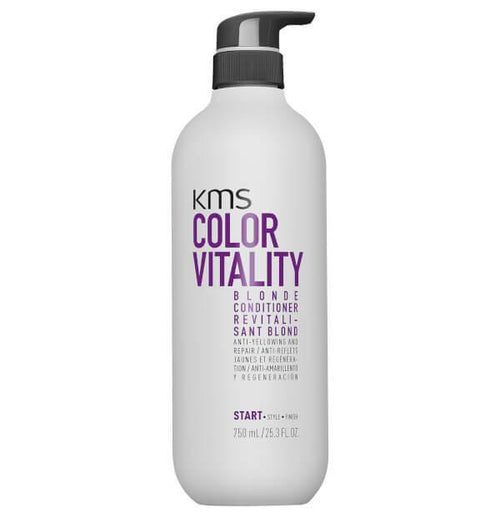 Hair Shampoo - KMS ColorVitality Blonde Shampoo 750ml