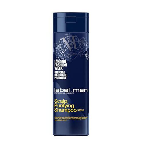 Hair Shampoo - Label.men Scalp Purifying Shampoo 250ml