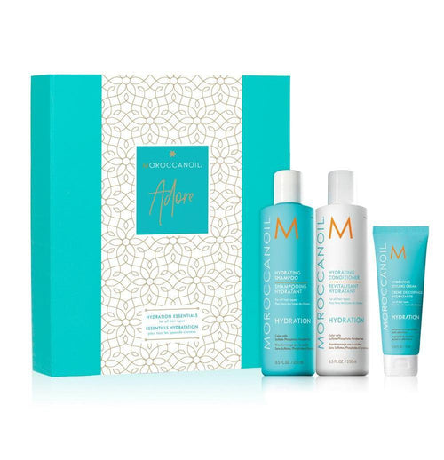 Hair Shampoo - Moroccanoil Hydrate Adore Gift Set