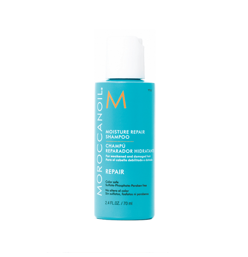 Hair Shampoo - Moroccanoil Moisture Repair Shampoo 70ml