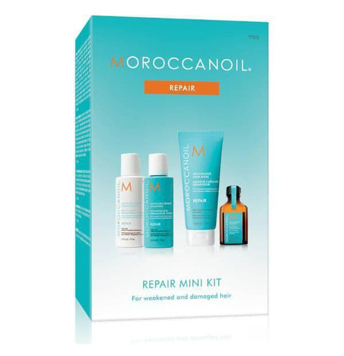 Hair Shampoo - MoroccanOil Repair Mini Gift Set