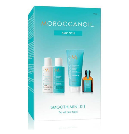 Hair Shampoo - MoroccanOil Smoothing Mini Gift Set