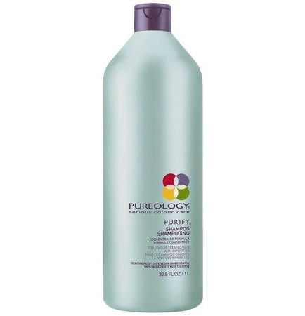 Hair Shampoo - Pureology Pure Purify Shampoo 1000ml