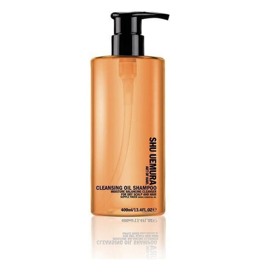 Hair Shampoo - Shu Uemura Cleansing Oil Dry Scalp & Hair 400ml