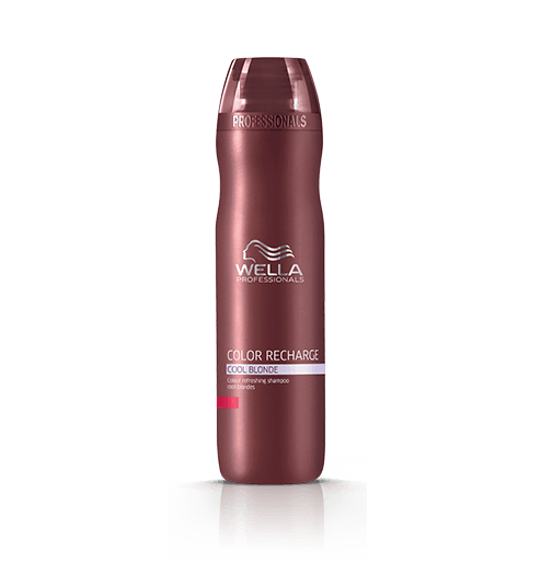 Hair Shampoo - Wella Professionals Colour Recharge Cool Blonde Shampoo 250ml