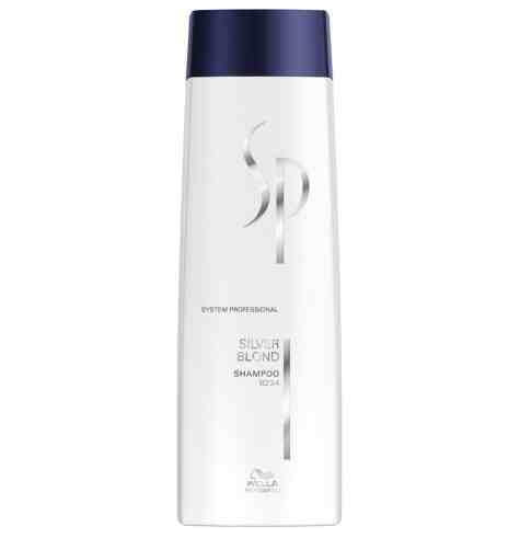 Hair Shampoo - Wella SP Silver Blond Shampoo 250ml