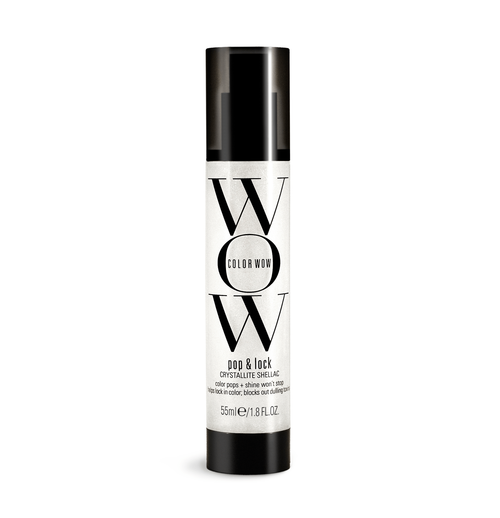 Hair Spray - Color Wow Pop & Lock Crystallite Shellac 55ml