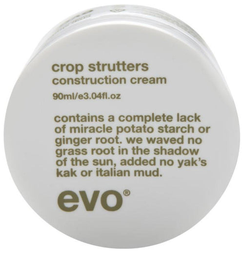 Hair Styling Product - EVO Crop Strutters Construct 90ml