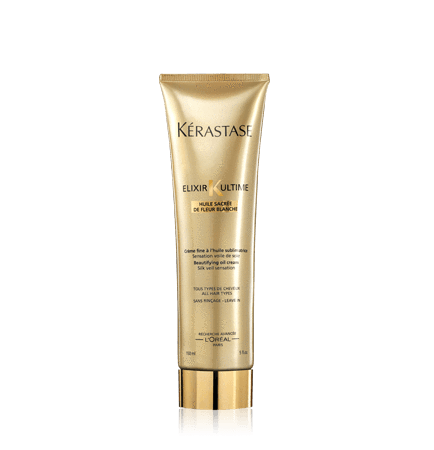 Hair Styling Product - Kerastase Elixir Ultime Creme Fine 150ml
