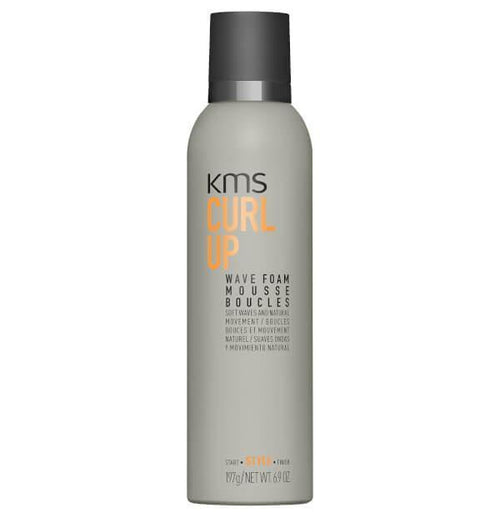 Hair Styling Product - KMS California CurlUp Wave Foam 200ml