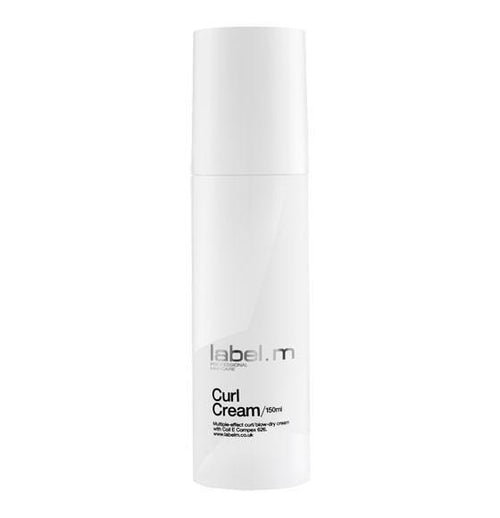 Hair Styling Product - Label.m Curl Cream 150ml