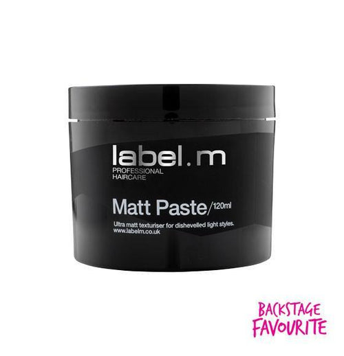 Hair Styling Product - Label.m Matt Paste 120ml
