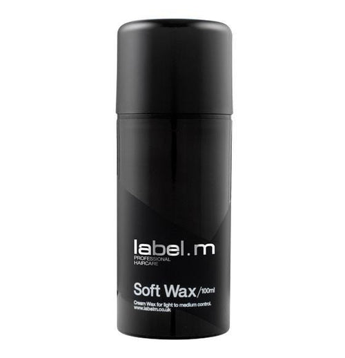 Hair Styling Product - Label.m Soft Wax 100ml