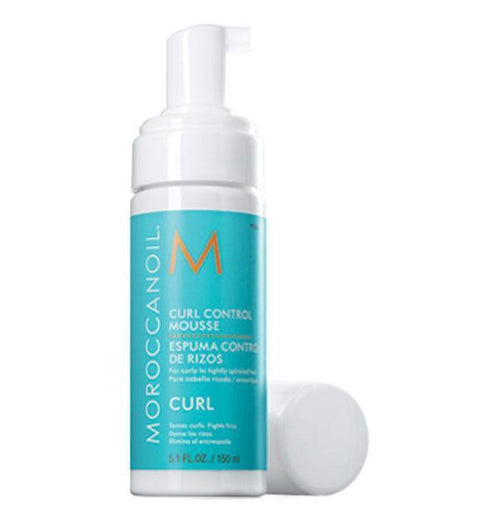 Hair Styling Product - Moroccanoil Curl Control Mousse 150ml