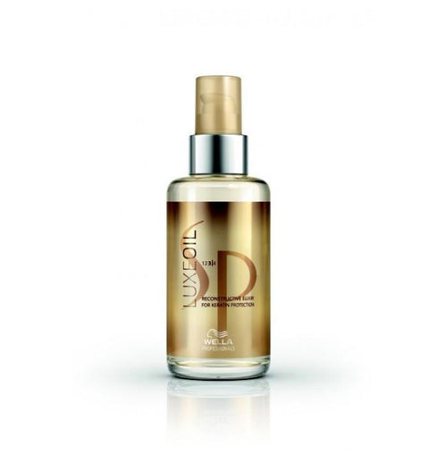 Hair Styling Product - Wella SP Luxe Oil Reconstructive Elixir 100ml