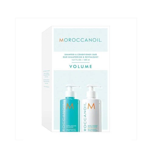 Moroccanoil Extra Volume Shampoo & Conditioner Duo at Gooseberry