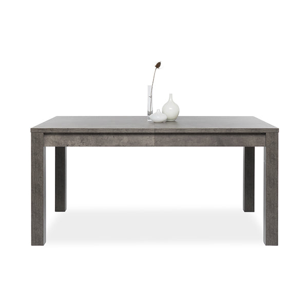 Dining Tables Den Design - Extendable concrete dining table