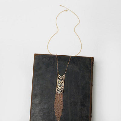 Neenah Necklace-Necklace-Freya Branwyn