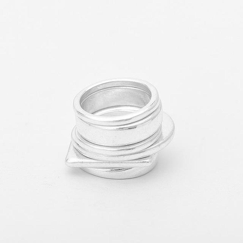 Seis Ring Set-Rings-Freya Branwyn