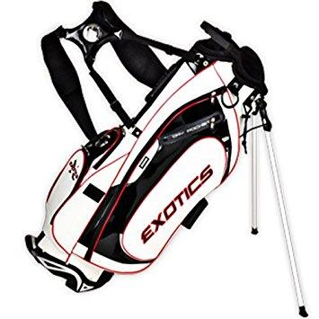 EXOTICS CB PRO STAND BAG - Miami Golf