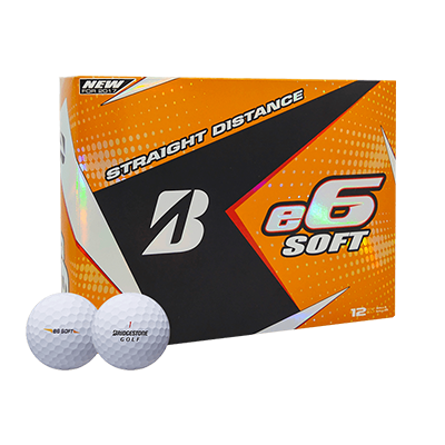 BRIDGESTONE E6 SOFT BALLS - Miami Golf