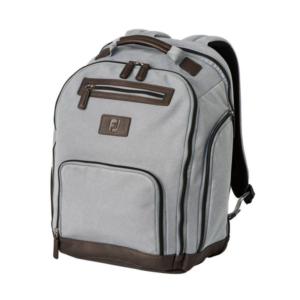 FOOT JOY FJ CANVAS BACKPACK - Miami Golf
