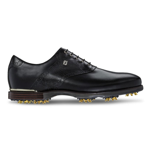 FOOT JOY ICON BLACK MENS SHOES - Miami Golf
