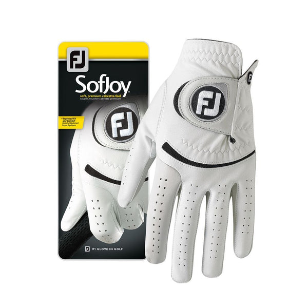 FOOT JOY SOFJOY MENS GLOVES - Miami Golf