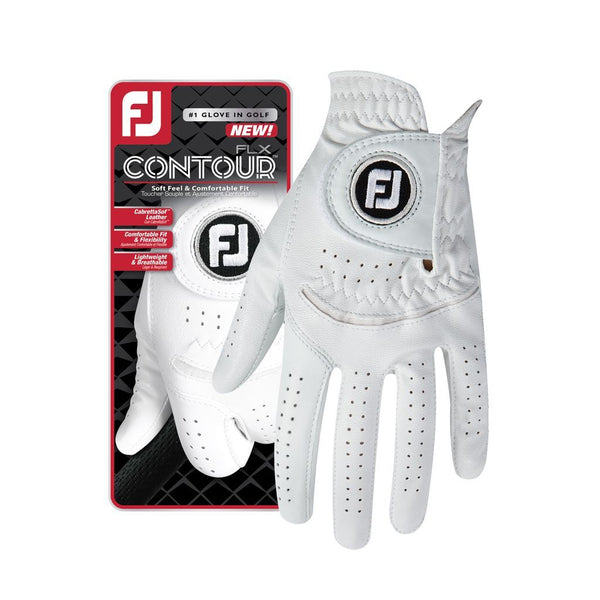 FOOT JOY CONTOUR FLX MENS GLOVES - Miami Golf