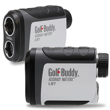 GOLFBUDDY LR7 RANGEFINDER - Miami Golf