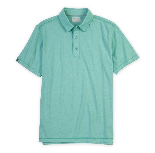 LINKSOUL AVILA SHORT SLEEVE POLO - Miami Golf