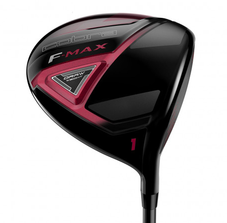 COBRA WOMENS F-MAX STRAIGHT NECK DRIVER - Miami Golf