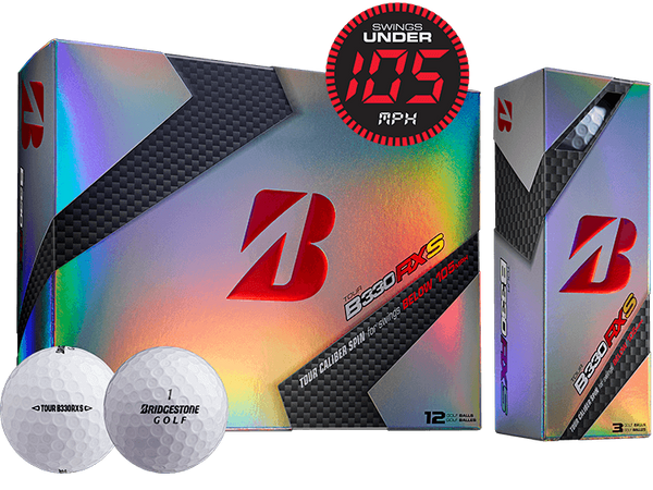 BRIDGESTONE 2016 TOUR B330 RXS BALLS - Miami Golf